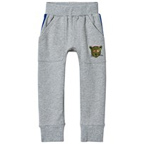 Gardner and the gang GATG Hang Out Pant Heather Grey Harmaa