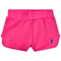 Gardner and the gang Bolt Embroidery Shorts Candy Pink Candy Pink