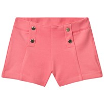 Mayoral Coral Pink Fitted Shorts 78