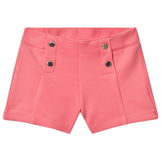 Mayoral Fitted Shorts Coral 78