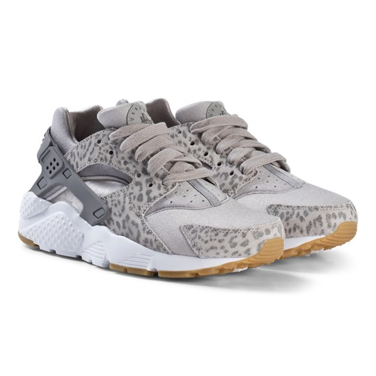 NIKE Huarache Junior Sneakers Atmosphere Grey/Vit 007
