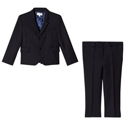 Paul Smith Junior Navy ´A Suit to Play in´ Suit