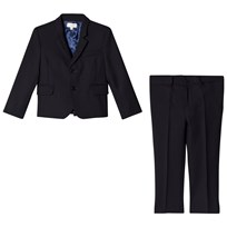 Paul Smith Junior Navy ´A Suit to Play in´ Suit 492