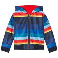 Paul Smith Junior Multi Stripe Reversible Jacket 362
