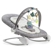 Chicco Hooplà Bouncer, STONE Light Grey