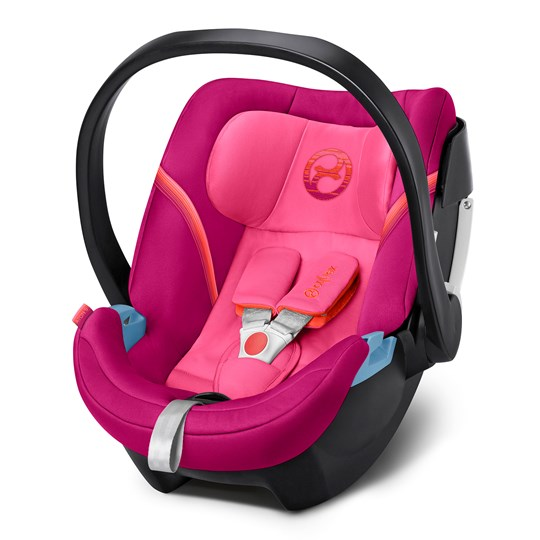 Cybex Aton 5 Infant Carrier Passion Pink 2018 Passion Pink