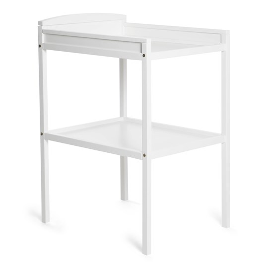 Carena Norrö Floor Changing Table White White