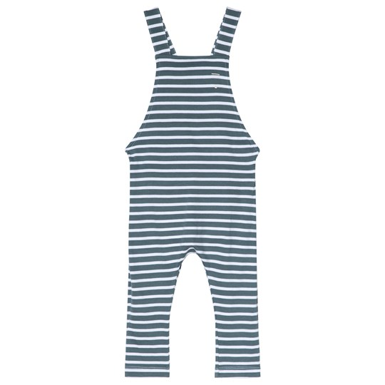 Gray Label Summer Salopette Blue Grey/White Stripe BLUE GREY/WHITE STRIPE