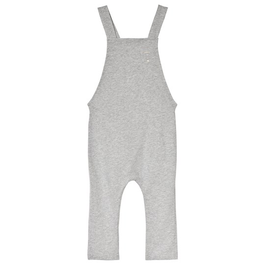 224a842e Gray Label - Summer Salopette Grey Melange - Babyshop.com