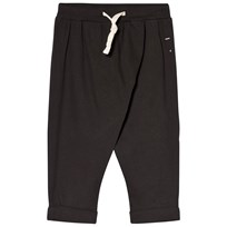 Gray Label Wrap Trousers Nearly Black Nearly Black