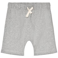 Gray Label Shorts Grey Melange Grey Melange