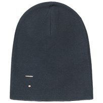 Gray Label Beanie Blue Grey BLUE GREY