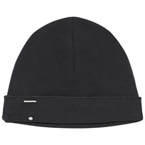 Gray Label Baby Beanie – New Fabric – Nearly Black Nearly Black