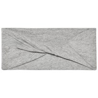 Gray Label Twist Headband Grey Melange Grey Melange