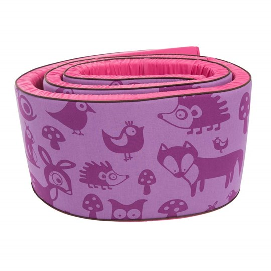 sebra Bumper Forest Girl Purple