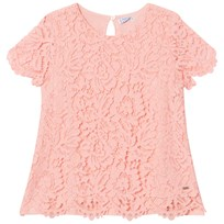 Mayoral Pink Lace Top 31