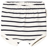 Tinycottons Small Stripes Bloomers Off-White/Navy off-white/navy