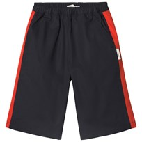 Tinycottons Solid WV Cool Pant Navy/Carmine navy/carmine