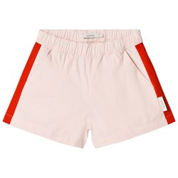Tinycottons Solid Shorts Light Pink/Carmine