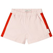 Tinycottons Solid Shorts Light Pink/Carmine light pink/carmine