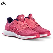 adidas Performance Pink RapidaRun Trainers VIVID BERRY S14/VIVID BERRY S14/CHALK PINK S18