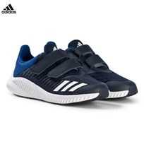 adidas Performance Navy and White FortaRun Velcro Trainers COLLEGIATE NAVY/FTWR WHITE/COLLEGIATE ROYAL