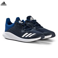 adidas Performance Navy and White Forta Run Trainers COLLEGIATE NAVY/FTWR WHITE/COLLEGIATE ROYAL