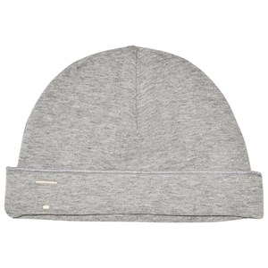 Image of Gray Label Baby Beanie – New Fabric Grey Melange 6-12 mdr (2965896935)