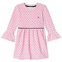 Livly Lotta Dress Pink Dots Pink Dots