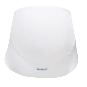 Image of Carriwell Adjustable Overbelly Support Belt White L/XL (3058026253)