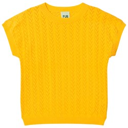 FUB T-Shirt Yellow