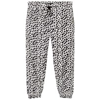 IKKS Black and White Spot Track Pants 19