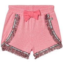 IKKS Pink Frige Detail Shorts with Bow Detail 34