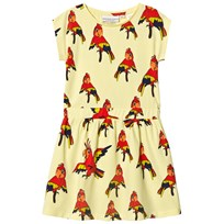 Tao&friends Parrot Dress Yellow Yellow