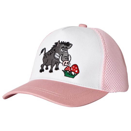 Tao&friends Boar Trucker Keps Rosa Pink