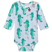 Tao&friends Seahorse Baby Body Blue Blue