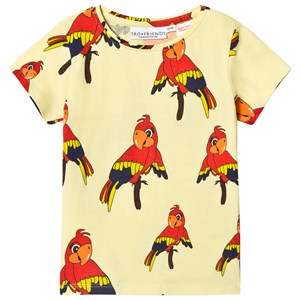 Image of Tao&friends Parrot Tee Yellow 128/134 cm (2977472541)