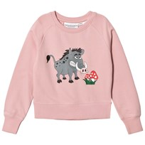 Tao&friends Boar Sweatshirt Pink Pink