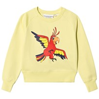 Tao&friends Parrot Sweatshirt Yellow Yellow