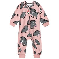 Tao&friends Boar Bodysuit Rosa Pink