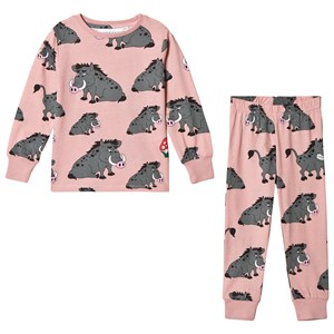 Image of Tao&friends Boar Pyjamas Pink 104/110 cm (2977471087)