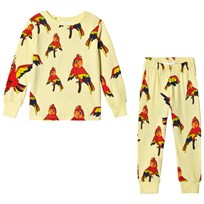 Tao&friends Parrot Pyjamas Yellow Yellow