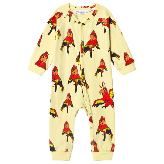 Tao&friends Parrot One-Piece Yellow Yellow