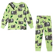 Tao&friends Koala Pyjamas Grön Green