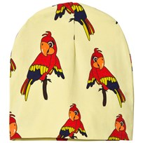Tao&friends Parrot Beanie Yellow Yellow