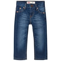 Levis Kids Mid Wash 511 Slim Jeans 46