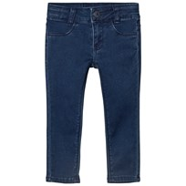 Levis Kids Blue One Wash 710 Super Skinny Jog Jeans 46