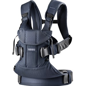 Image of Babybjörn Baby Carrier One Air Navy Blue One Size (1066912)