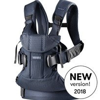 Babybjörn Baby Carrier One Air Navy Blue Navy blue, Mesh