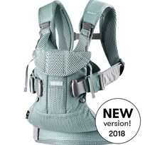 Babybjörn Baby Carrier One Air Frost Green Frost green, Mesh